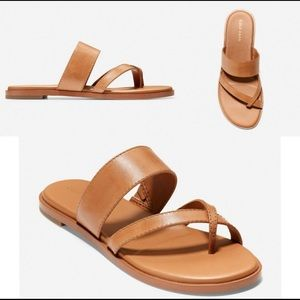 Cole Haan Leather Sandal 6